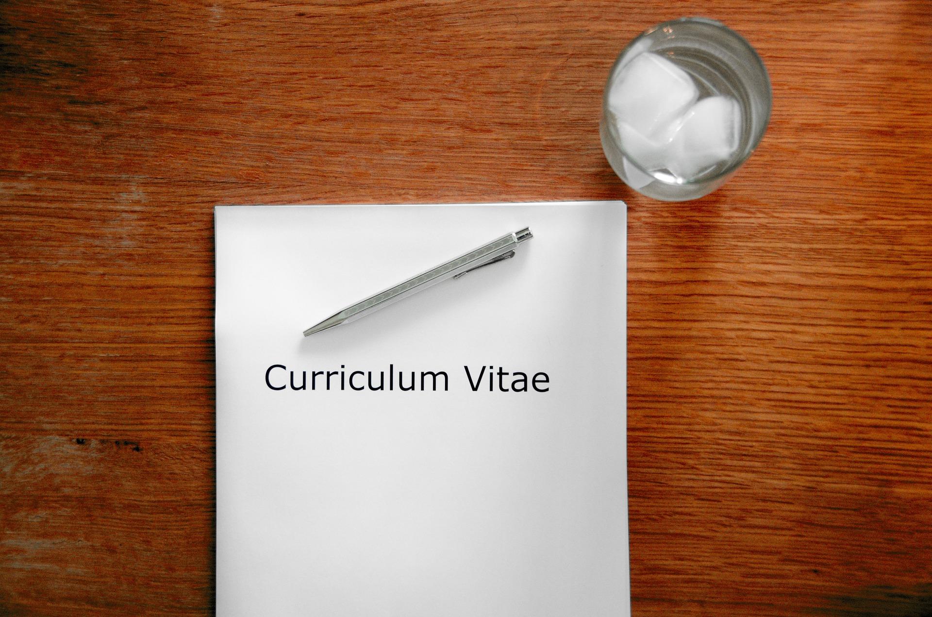 Servizi revisione Curriculum Vitae e Accompagnamento 1° colloquio di lavoro